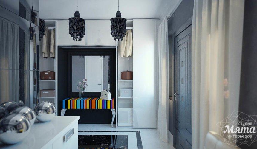 Дизайн интерьера коттеджа в п. Александрия 15