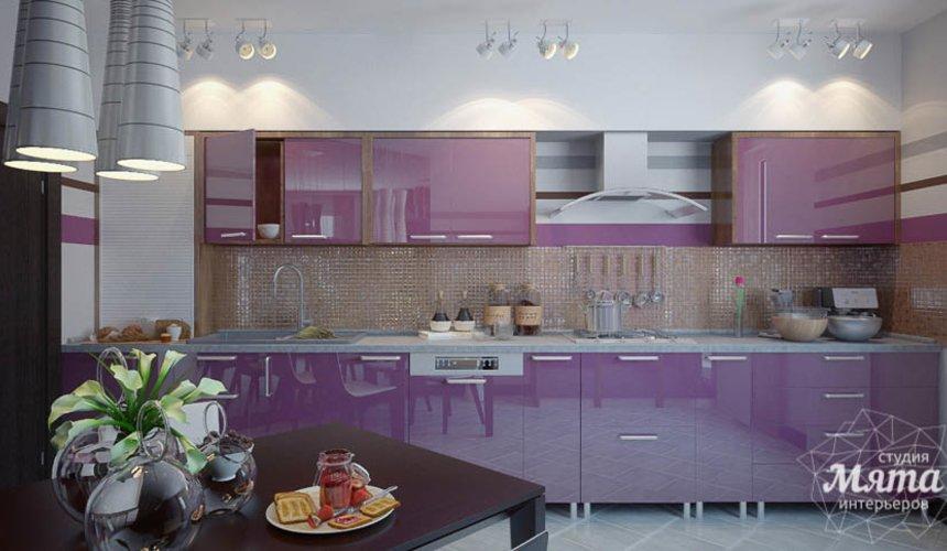 Дизайн интерьера трехкомнатной квартиры Шейнкмана 121 10