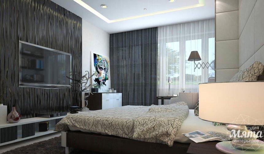 Дизайн интерьера трехкомнатной квартиры Шейнкмана 121 17