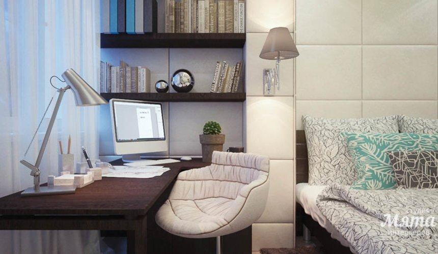 Дизайн интерьера трехкомнатной квартиры Шейнкмана 121 19