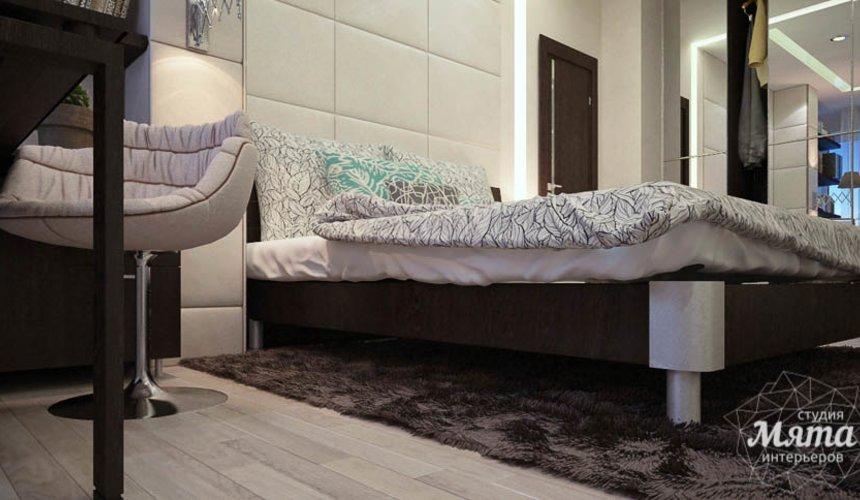 Дизайн интерьера трехкомнатной квартиры Шейнкмана 121 20