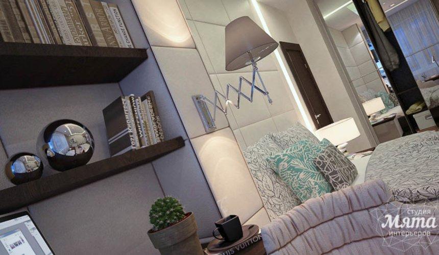 Дизайн интерьера трехкомнатной квартиры Шейнкмана 121 21