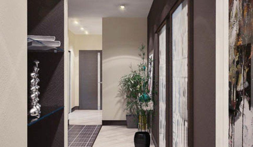 Дизайн интерьера трехкомнатной квартиры Шейнкмана 121 26