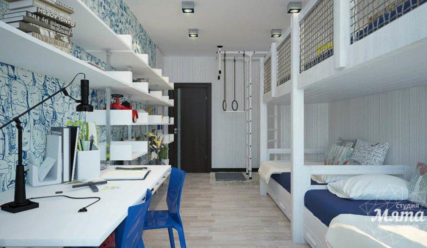 Дизайн интерьера трехкомнатной квартиры Шейнкмана 121 30