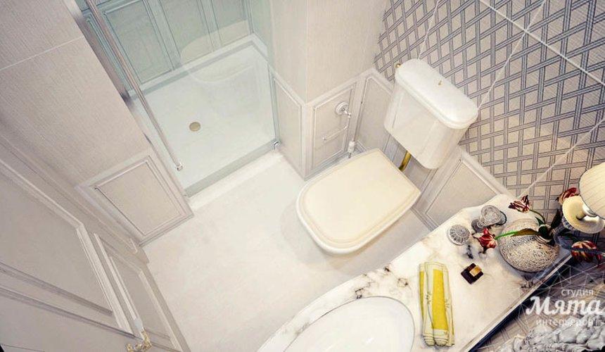 Дизайн интерьера четырехкомнатной квартиры в Тюмени 18