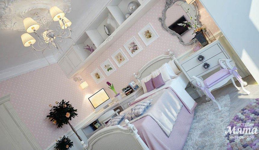 Дизайн интерьера четырехкомнатной квартиры в Тюмени 19