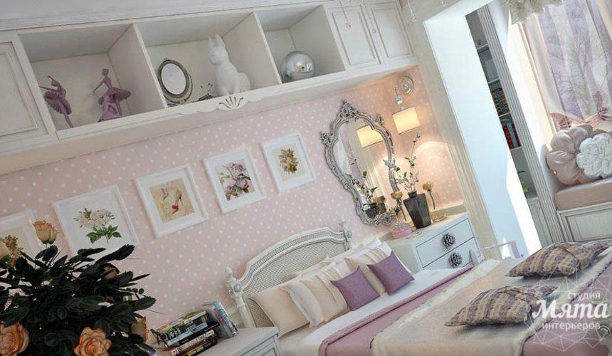 Дизайн интерьера четырехкомнатной квартиры в Тюмени 20