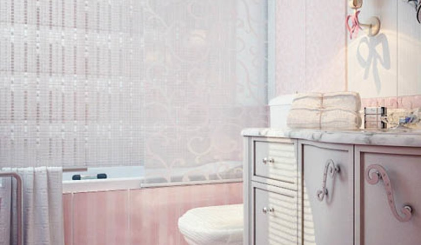 Дизайн интерьера четырехкомнатной квартиры в Тюмени 28