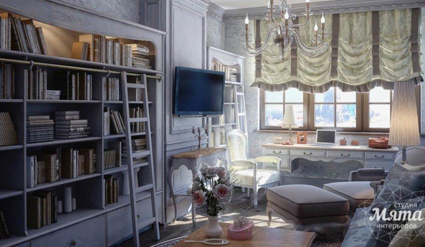 Дизайн интерьера коттеджа в Ханты-Мансийске 8