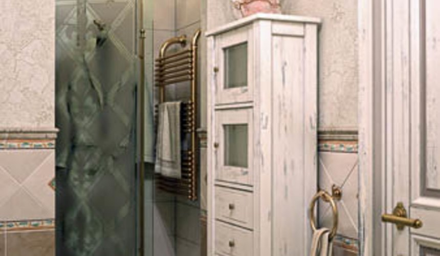 Дизайн интерьера коттеджа в Ханты-Мансийске 19