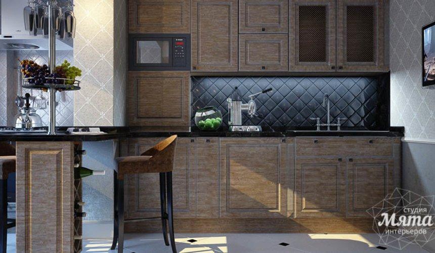 Дизайн интерьера двухкомнатной квартиры по ул. 8 марта 188 4
