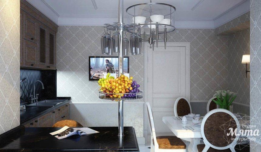 Дизайн интерьера двухкомнатной квартиры по ул. 8 марта 188 5