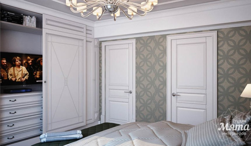 Дизайн интерьера двухкомнатной квартиры по ул. 8 марта 188 10