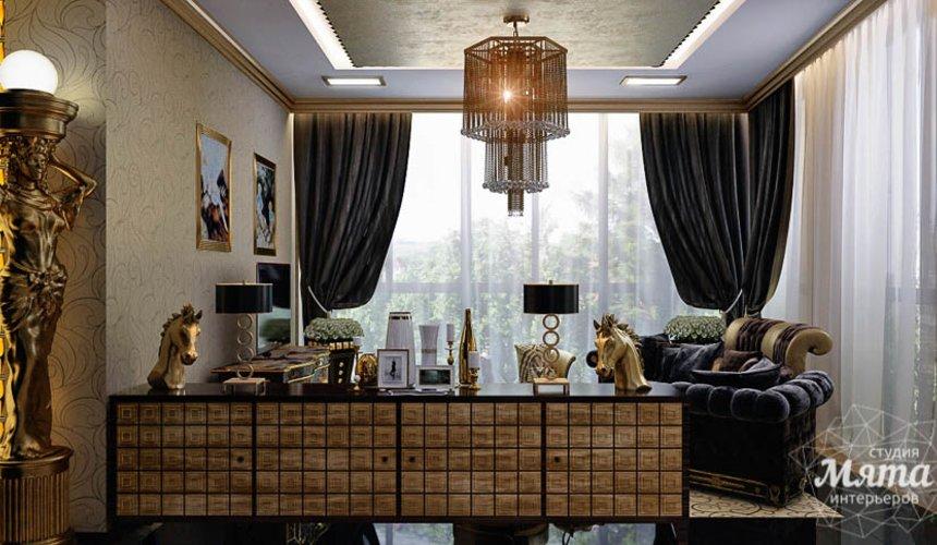 Дизайн интерьера коттеджа в Краснодаре 13