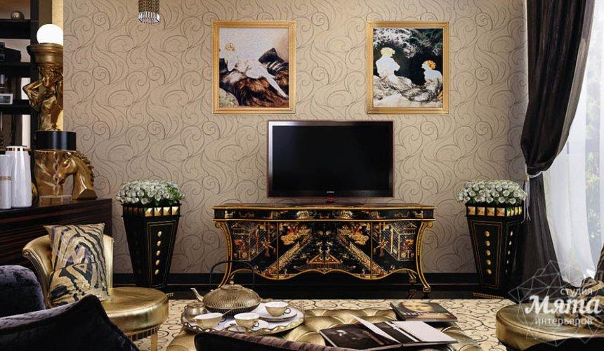 Дизайн интерьера коттеджа в Краснодаре 16