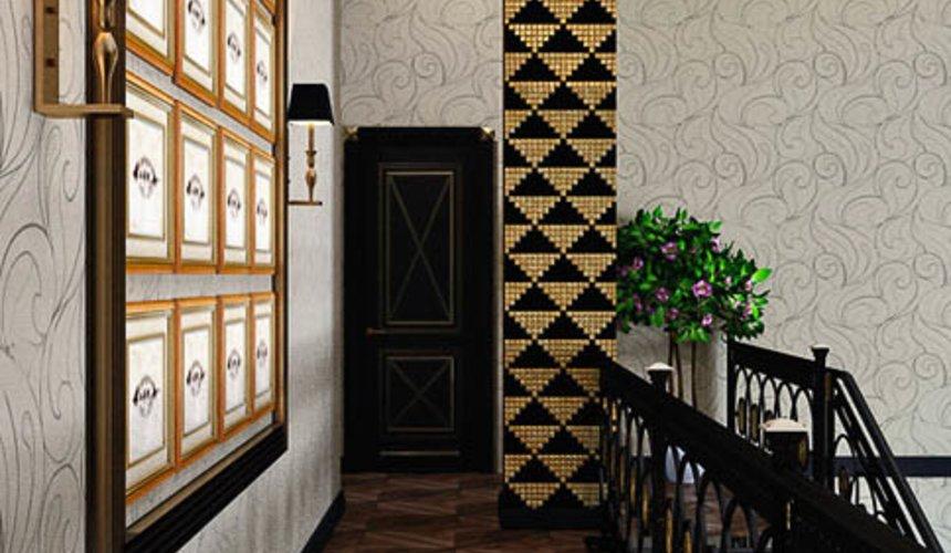 Дизайн интерьера коттеджа в Краснодаре 22