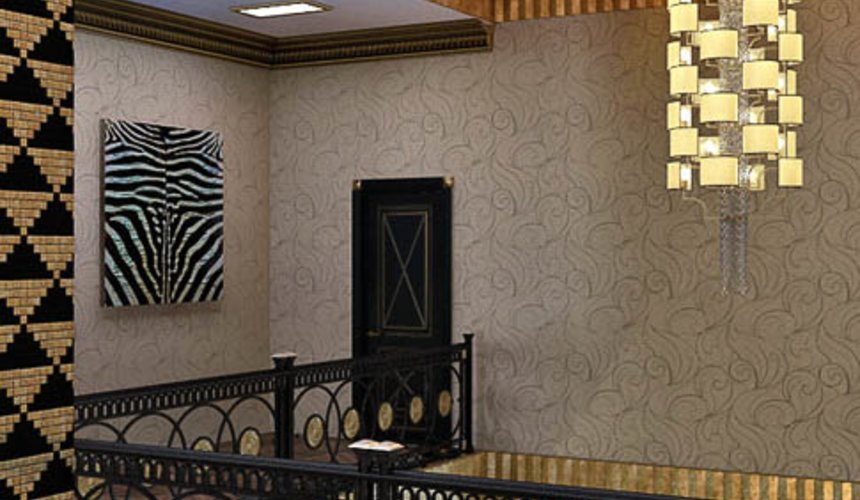 Дизайн интерьера коттеджа в Краснодаре 24