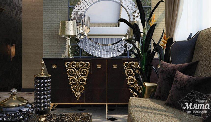Дизайн интерьера коттеджа в Краснодаре 31