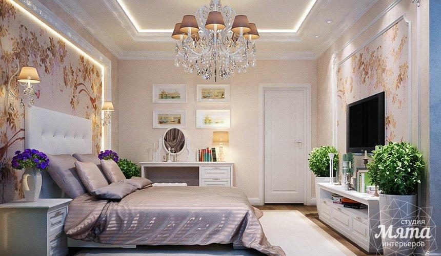 Дизайн интерьера четырехкомнатной квартиры по ул. Куйбышева 98 12