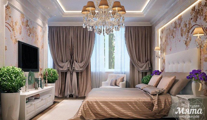 Дизайн интерьера четырехкомнатной квартиры по ул. Куйбышева 98 13