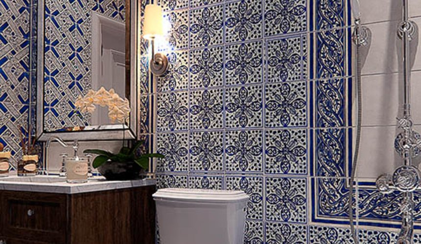 Дизайн интерьера четырехкомнатной квартиры в Новосибирске 40