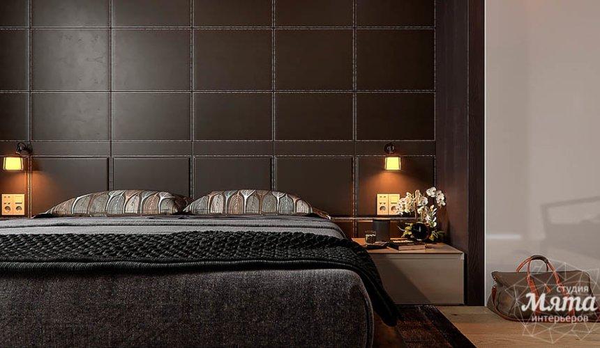 Дизайн интерьера двухкомнатной квартиры в Сочи 15