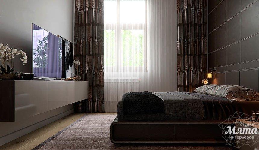 Дизайн интерьера двухкомнатной квартиры в Сочи 16