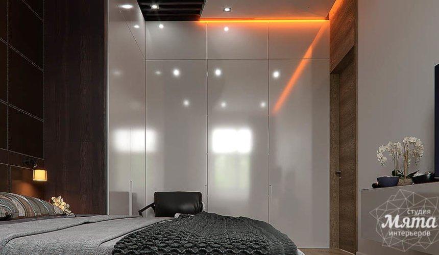 Дизайн интерьера двухкомнатной квартиры в Сочи 18