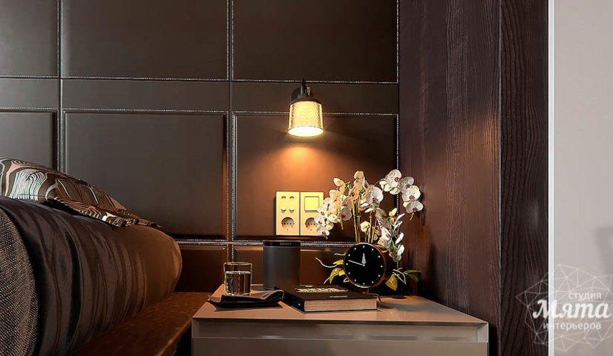 Дизайн интерьера двухкомнатной квартиры в Сочи 19