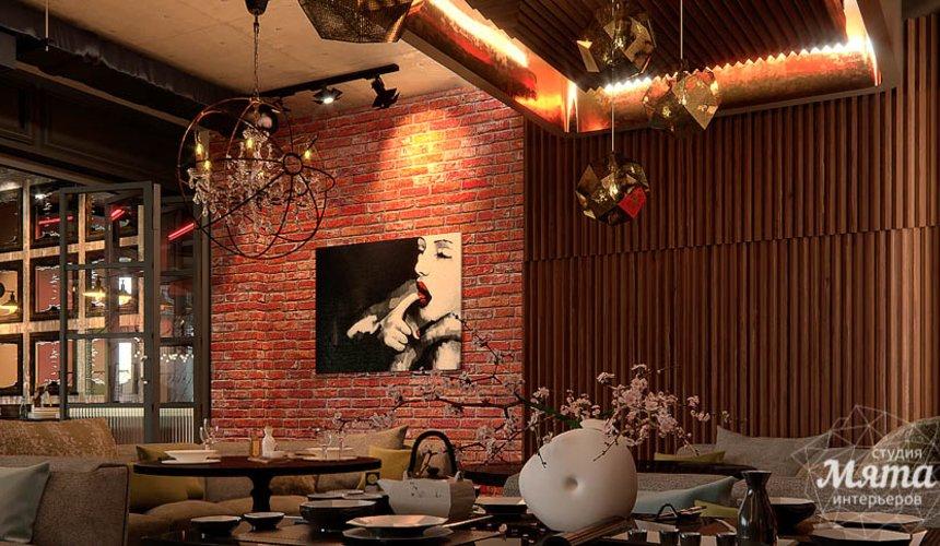 Дизайн интерьера кафе в Сочи  5