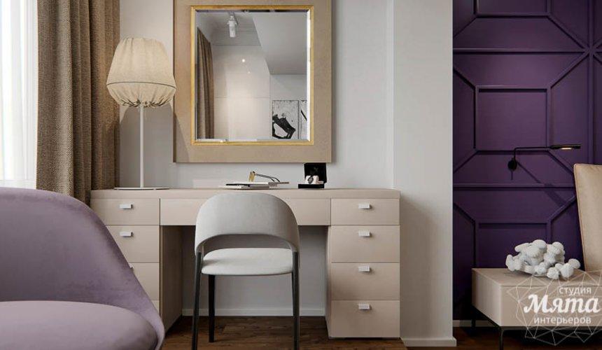 Дизайн интерьера двухкомнатной квартиры в Москве 7