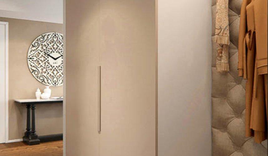 Дизайн интерьера двухкомнатной квартиры в Москве 14