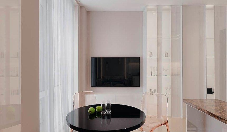 Дизайн интерьера однокомнатной квартиры в ЖК Крылов (1 очередь) 4