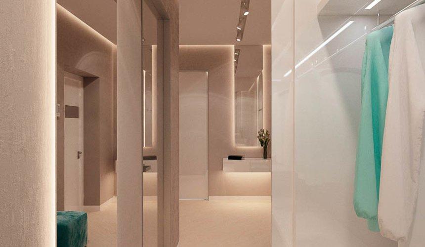 Дизайн интерьера однокомнатной квартиры в ЖК Крылов (1 очередь) 12