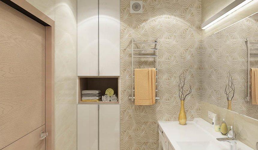 Дизайн интерьера трехкомнатной квартиры по ул. Куйбышева 21 24
