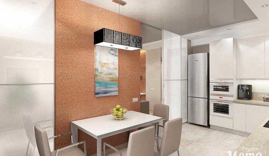 Дизайн интерьера трехкомнатной квартиры по ул. Куйбышева 21 9
