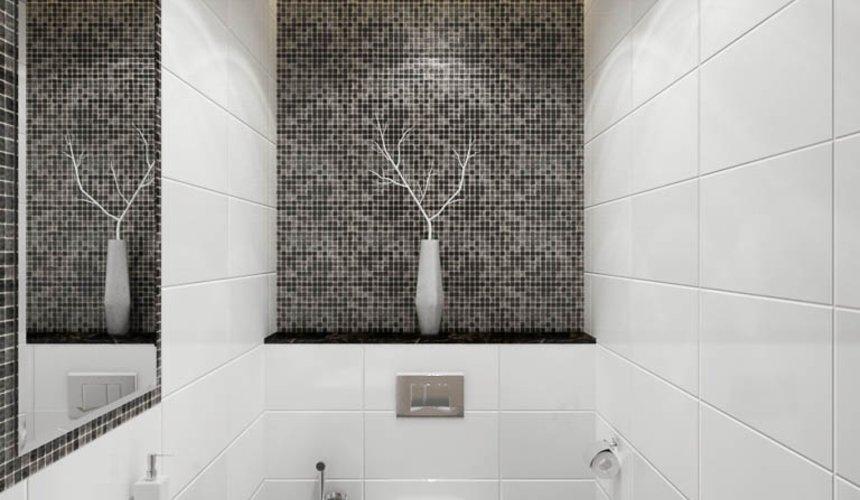 Дизайн интерьера трехкомнатной квартиры по ул. Куйбышева 21 28