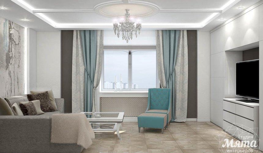 Дизайн интерьера трехкомнатной квартиры по ул. 8 Марта 194 4