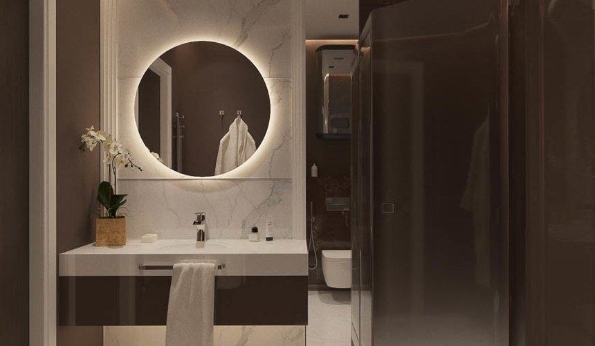 Дизайн интерьера однокомнатной квартиры в ЖК Крылов (2 очередь) 12