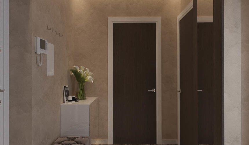 Дизайн интерьера однокомнатной квартиры в ЖК Крылов (2 очередь) 17