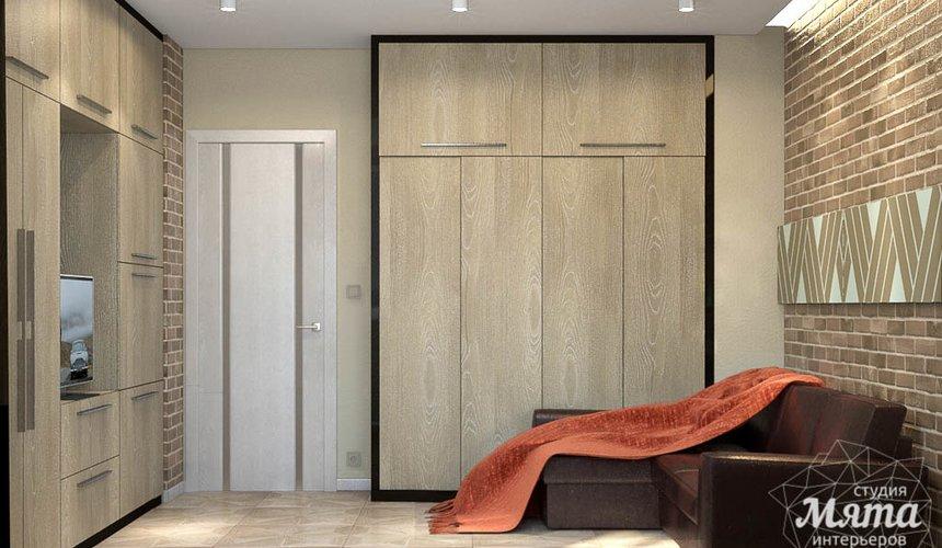 Дизайн интерьера трехкомнатной квартиры по ул. 8 Марта 194 16
