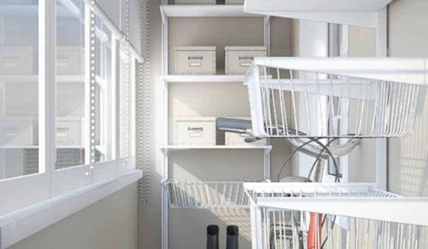 Дизайн интерьера трехкомнатной квартиры по ул. 8 Марта 194 18