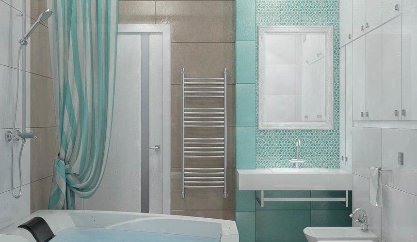 Дизайн интерьера трехкомнатной квартиры по ул. 8 Марта 194 29