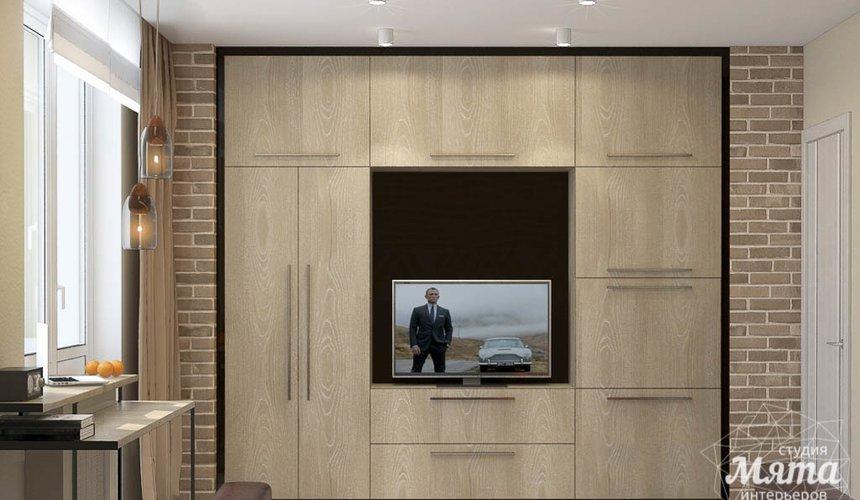 Дизайн интерьера трехкомнатной квартиры по ул. 8 Марта 194 15