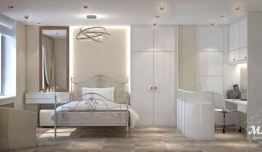 Дизайн интерьера трехкомнатной квартиры по ул. 8 Марта 194 25