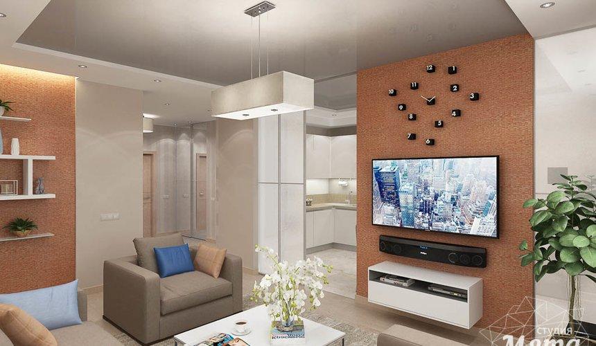Дизайн интерьера трехкомнатной квартиры по ул. Куйбышева 21 3