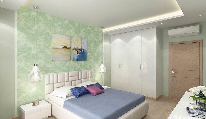 Дизайн интерьера трехкомнатной квартиры по ул. Куйбышева 21 16