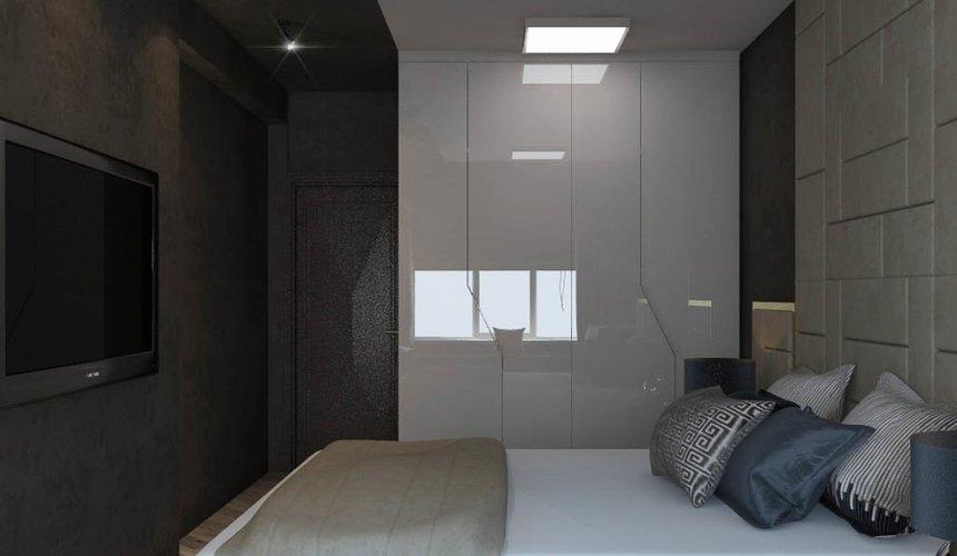 Дизайн интерьера и ремонт трехкомнатной квартиры по ул. Кузнечная 81 70