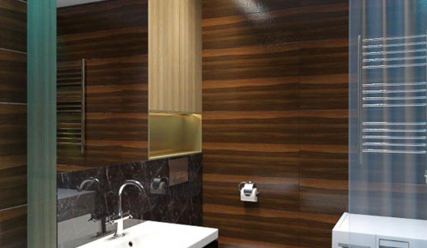 Дизайн интерьера и ремонт трехкомнатной квартиры по ул. Кузнечная 81 79