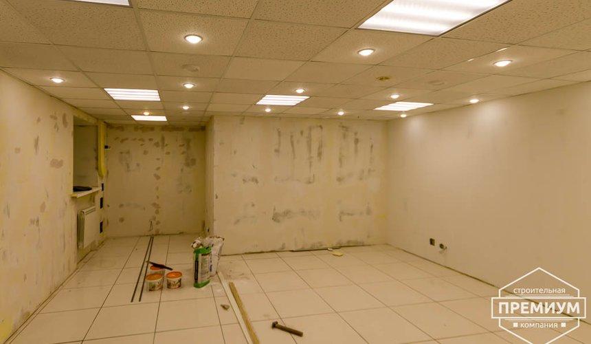 Дизайн интерьера и ремонт офиса по ул. Шаумяна 93 26